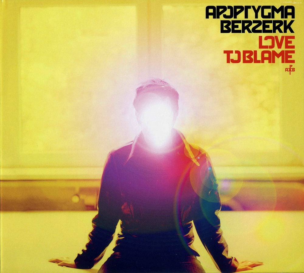 Apoptygma Berzerk: Love To Blame (2006) Book Cover