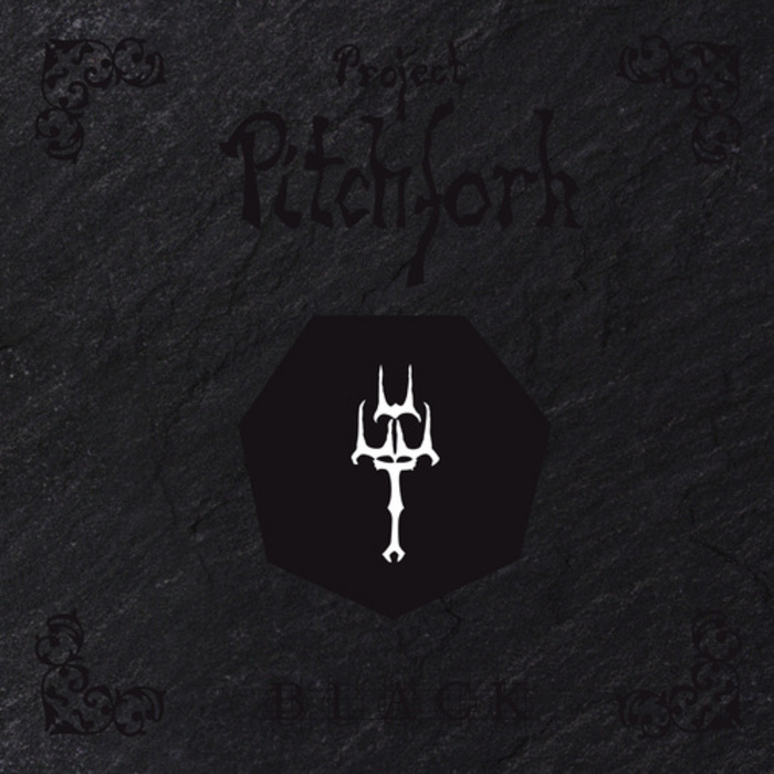 Project Pitchfork: Black (2013) Book Cover