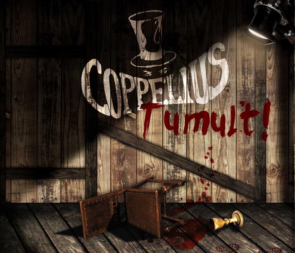 Coppelius: Tumult (2009) Book Cover