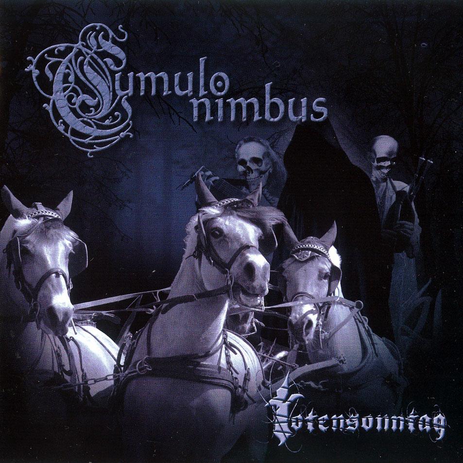 Cumulo Nimbus: Totensonntag (2009) Book Cover