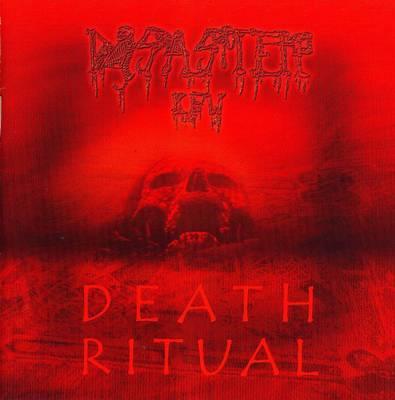 Disaster K.F.W: Death Ritual (2004) Book Cover