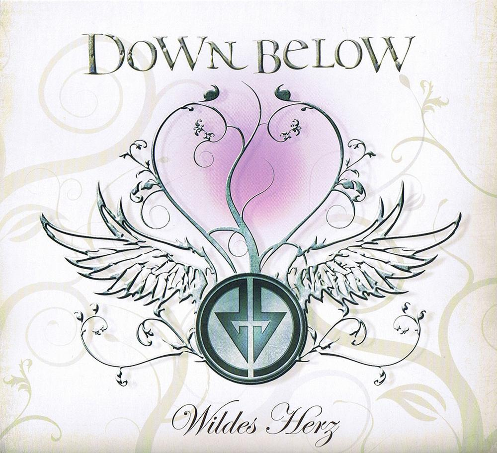 Down Below: Wildes Herz (2009) Book Cover