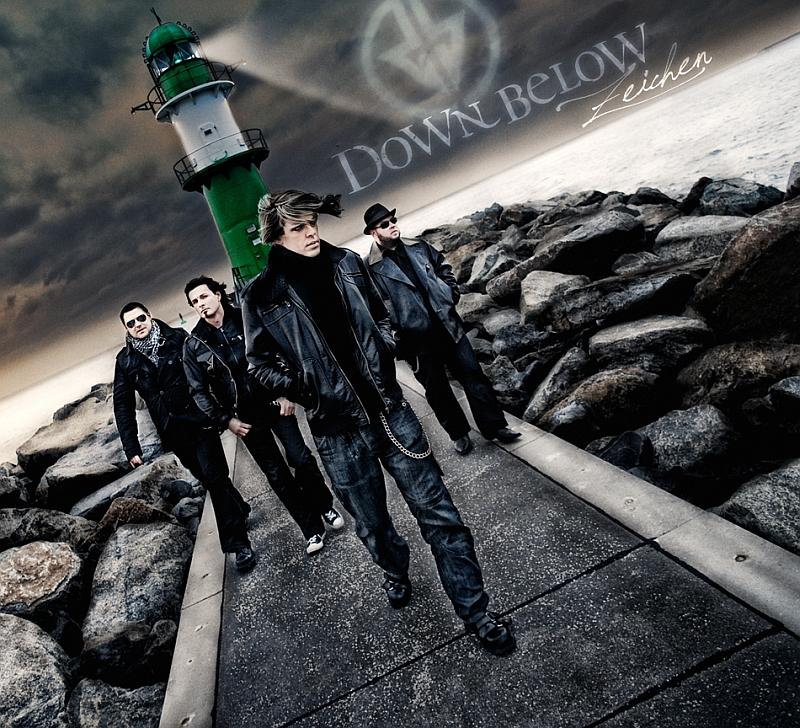 Down Below: Zeichen (2012) Book Cover