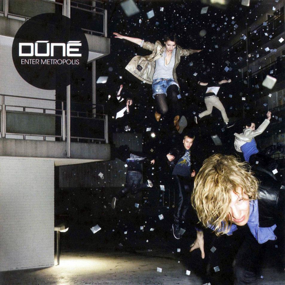 Duné: Enter Metropolis (2009) Book Cover
