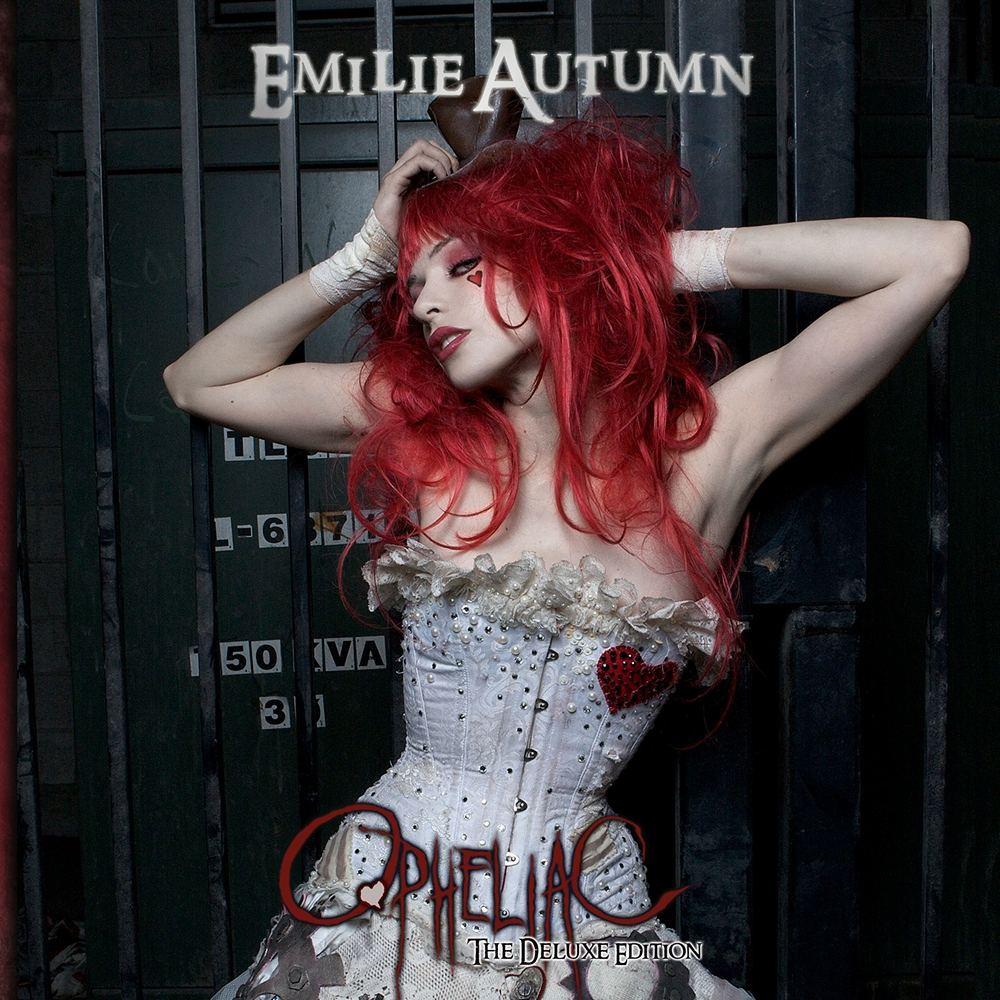Emilie Autumn: Opheliac (2010) Book Cover