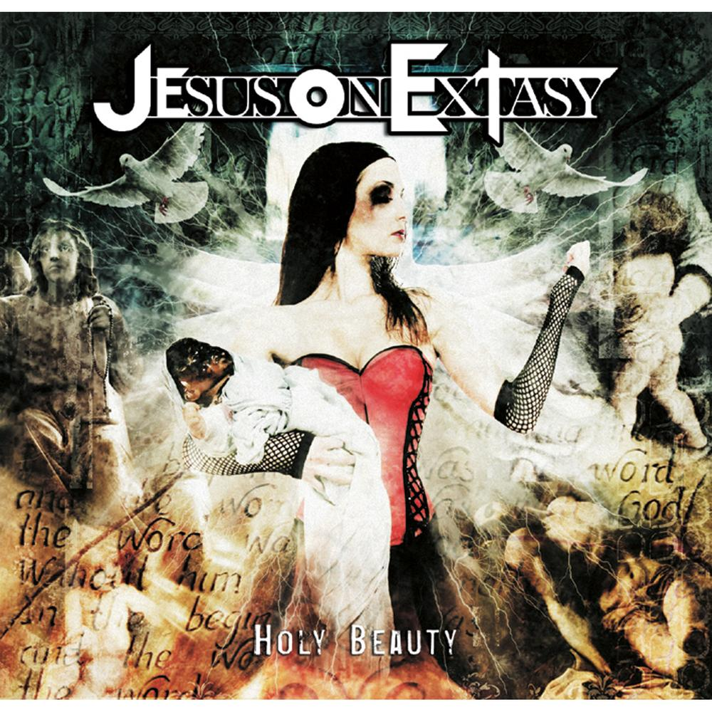Jesus on Extasy: Holy Beauty (2007) Book Cover