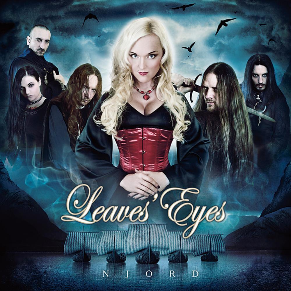 Leaves' Eyes: Njord (2009) Book Cover