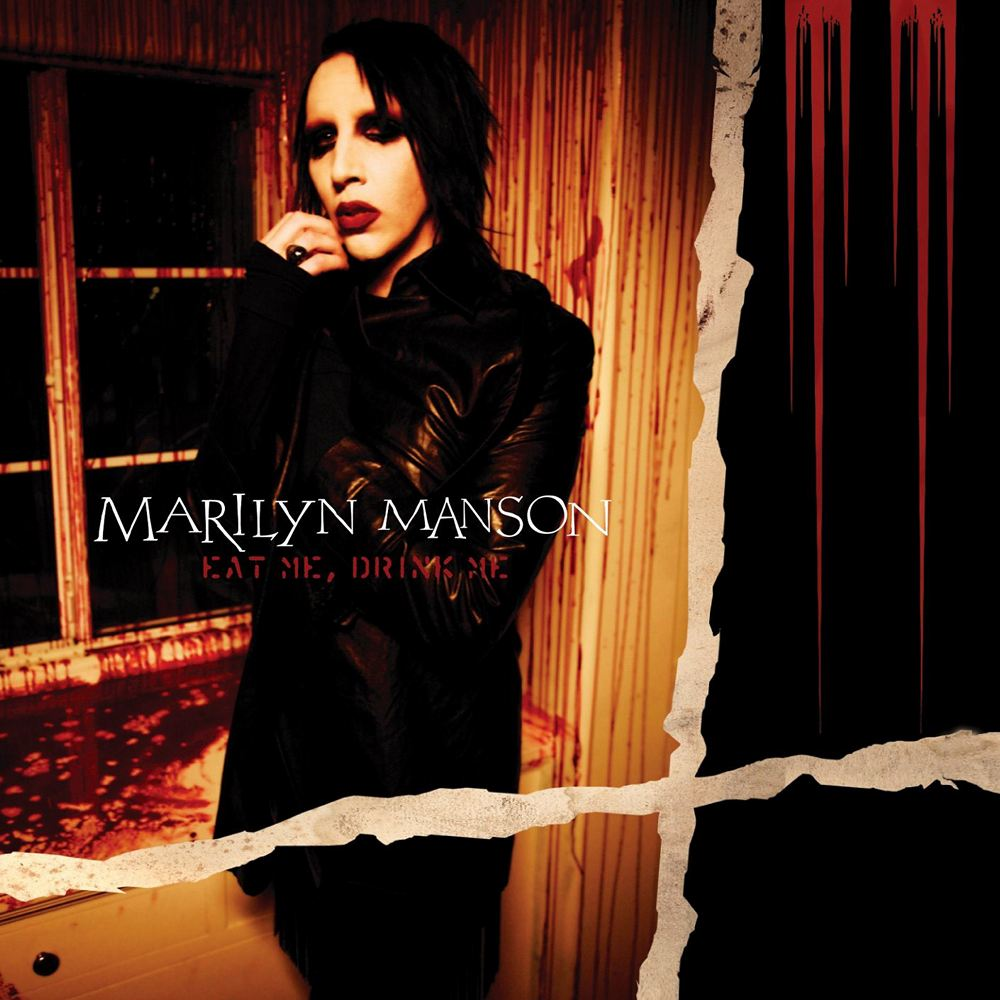Marilyn Manson: Eat Me, Drink me (2007) Book Cover