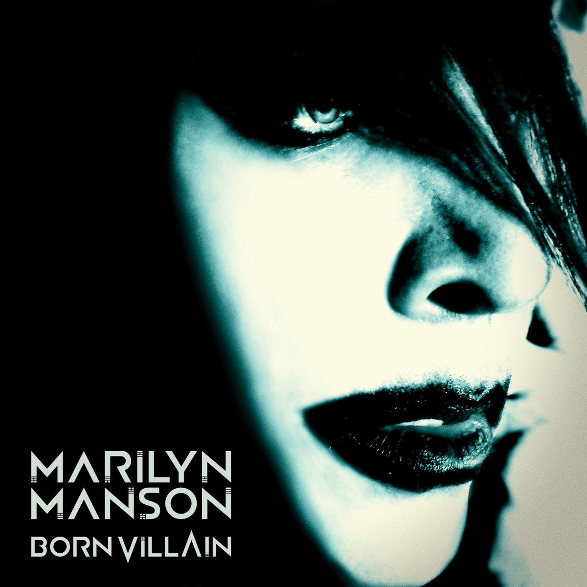 Marilyn Manson: Born Villain (2012) Book Cover