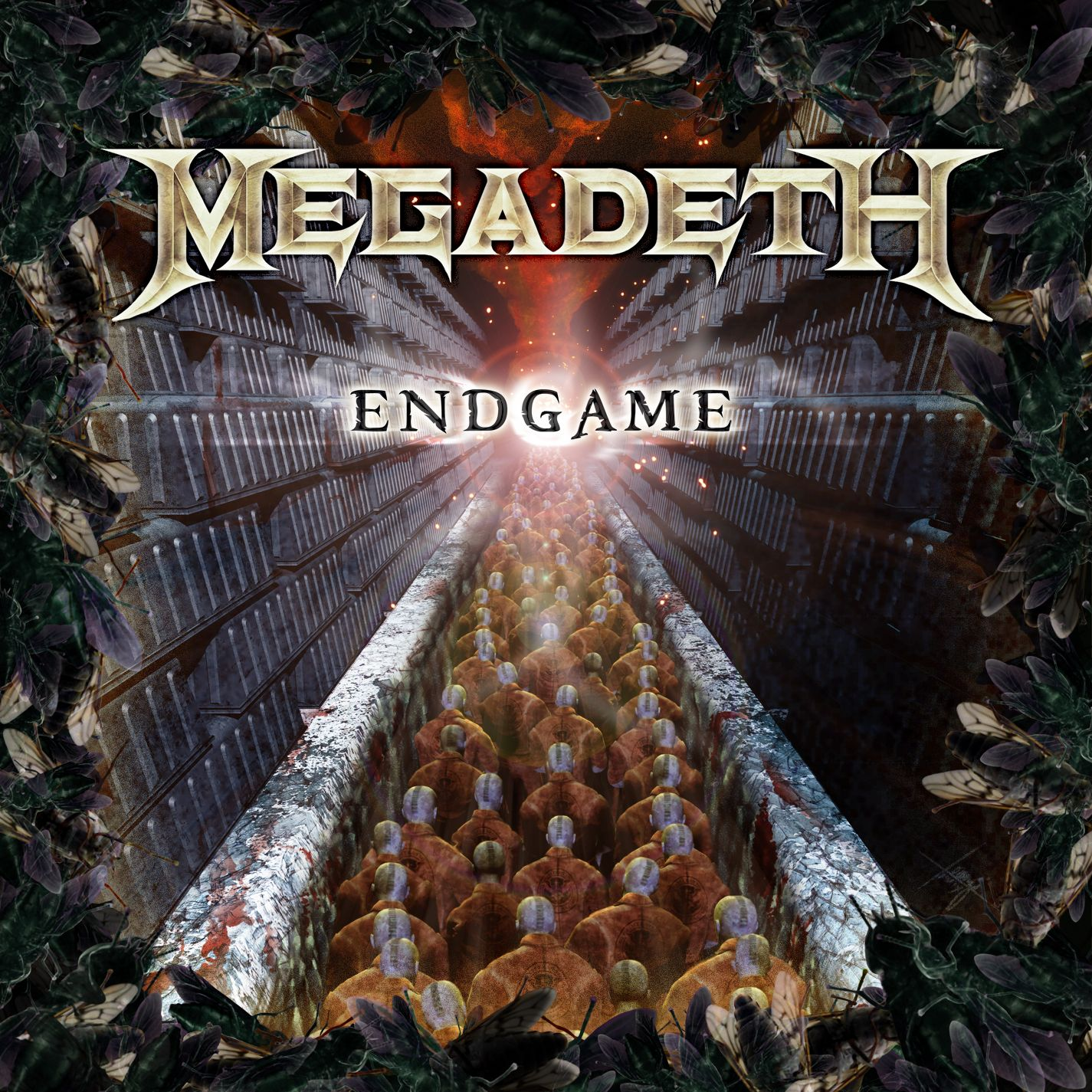 Megadeth: Endgame (2009) Book Cover