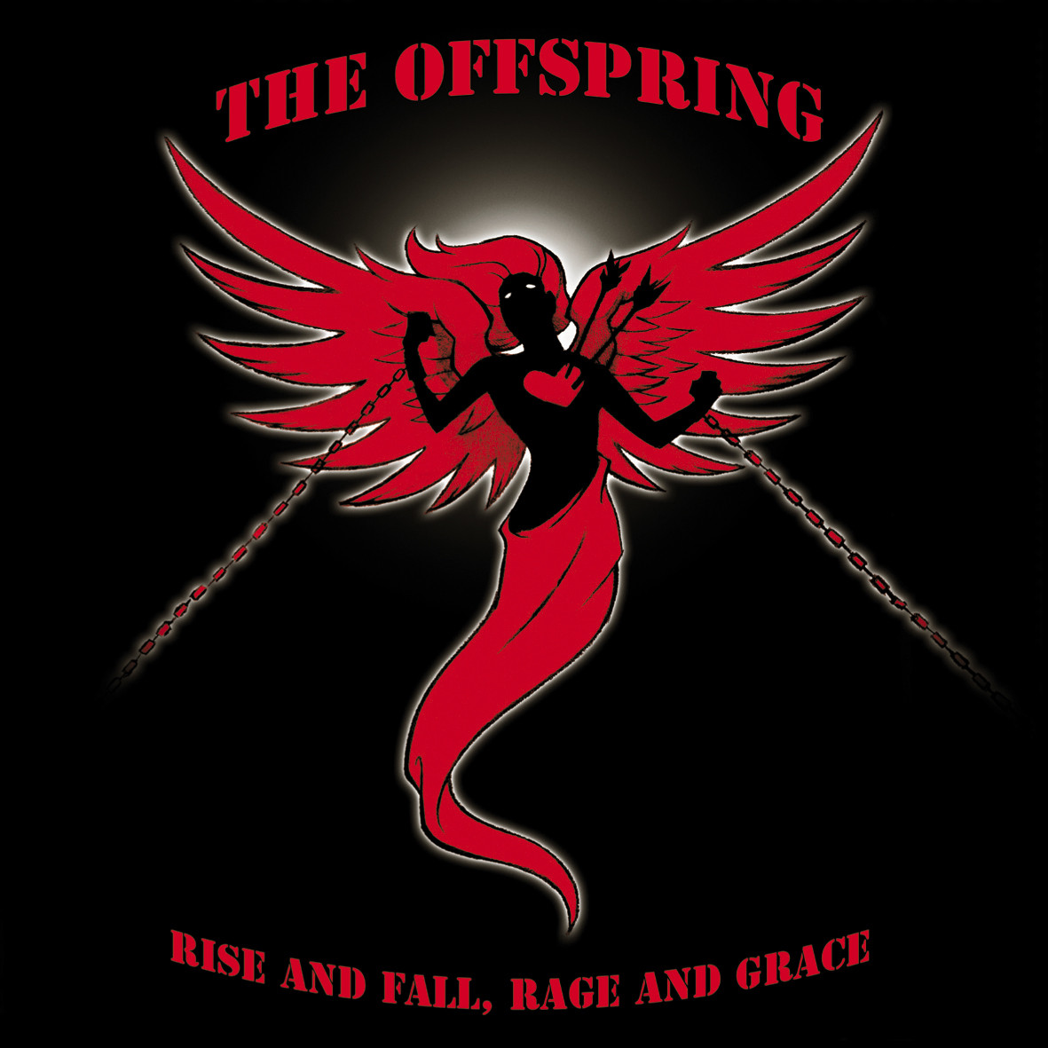 The Offspring: Rise And Fall, Rage And Grace (2008) Book Cover