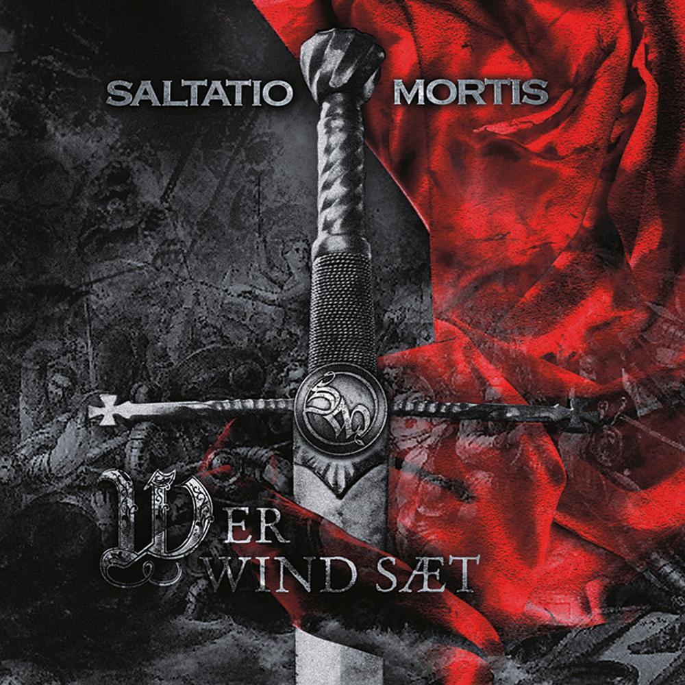 Saltatio Mortis: Wer Wind saet (2009) Book Cover