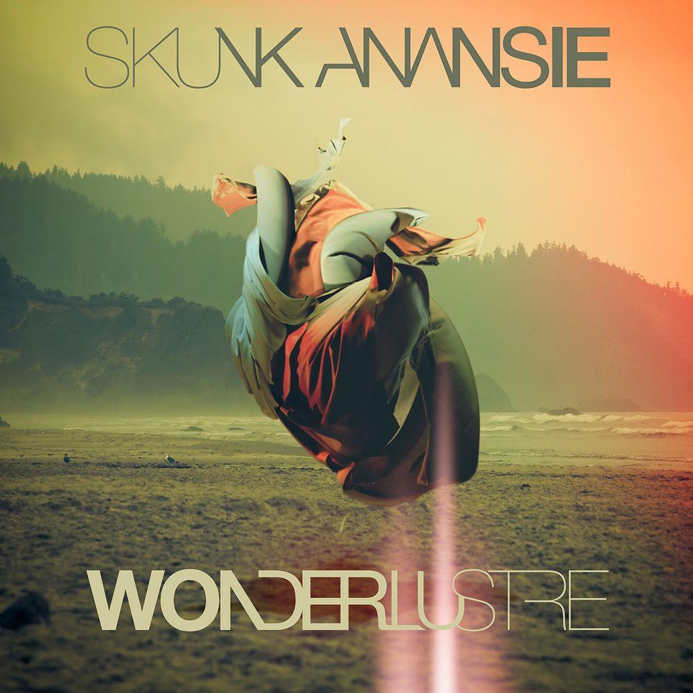 Skunk Anansie: Wonderlustre (2010) Book Cover