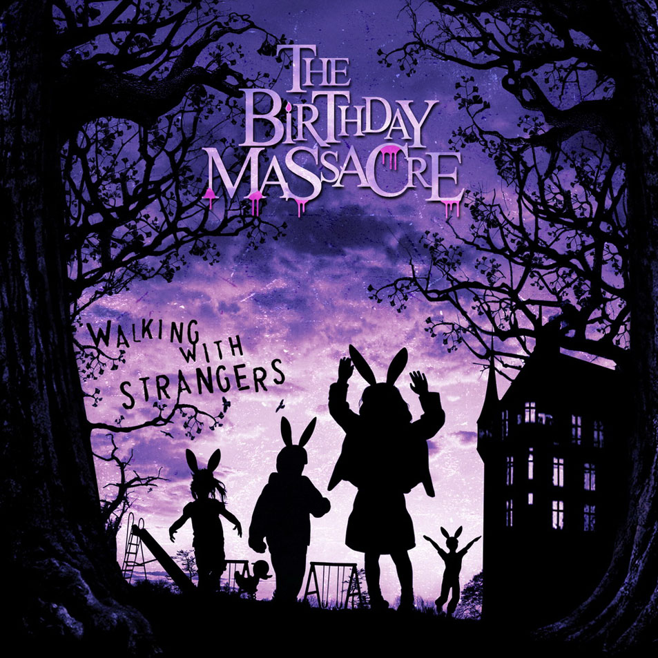 The Birthday Massacre: Walking With Strangers (2007) Book Cover