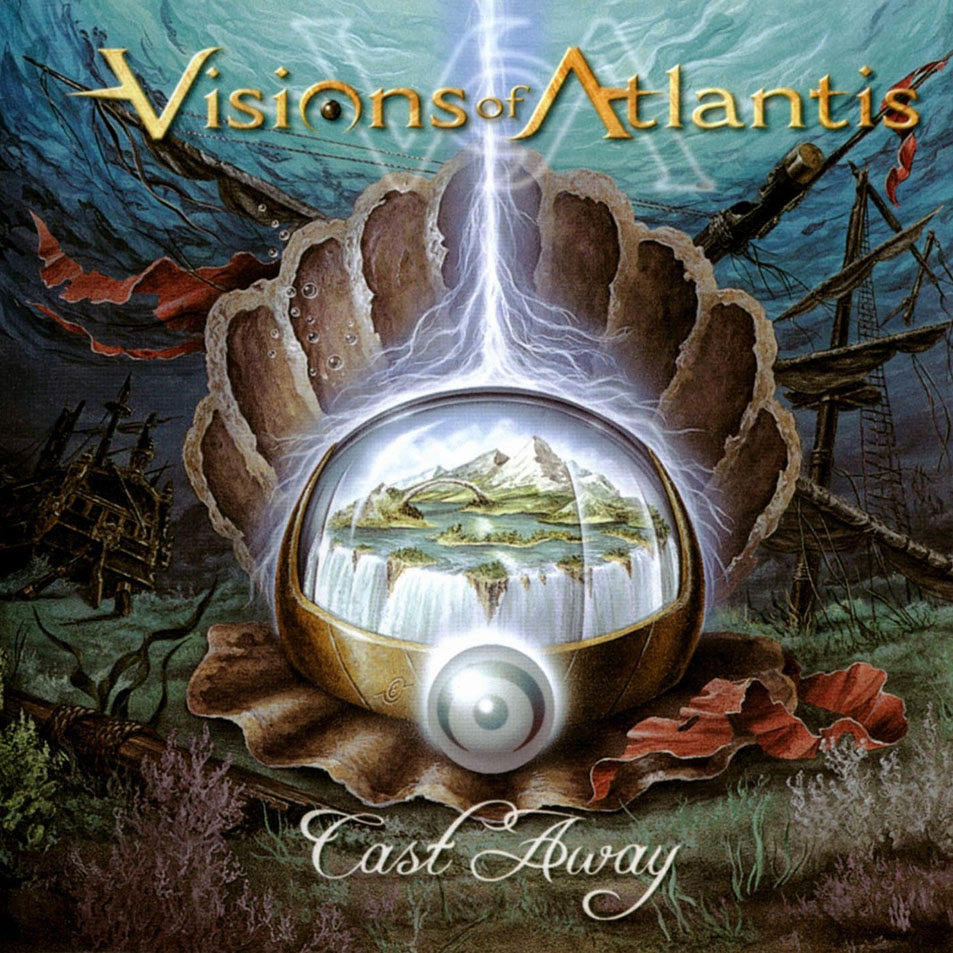Visions of Atlantis: Cast Away (2004) Book Cover