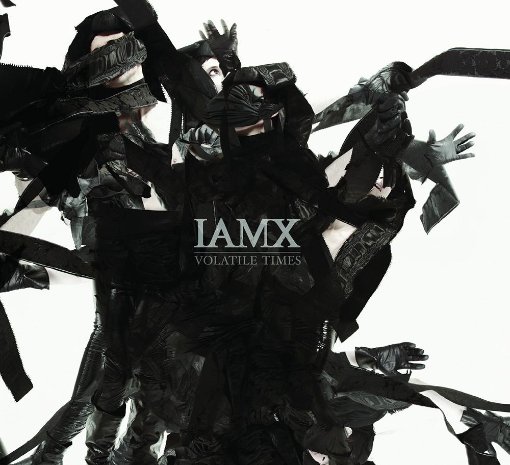IamX: Volatile Times (2011) Book Cover
