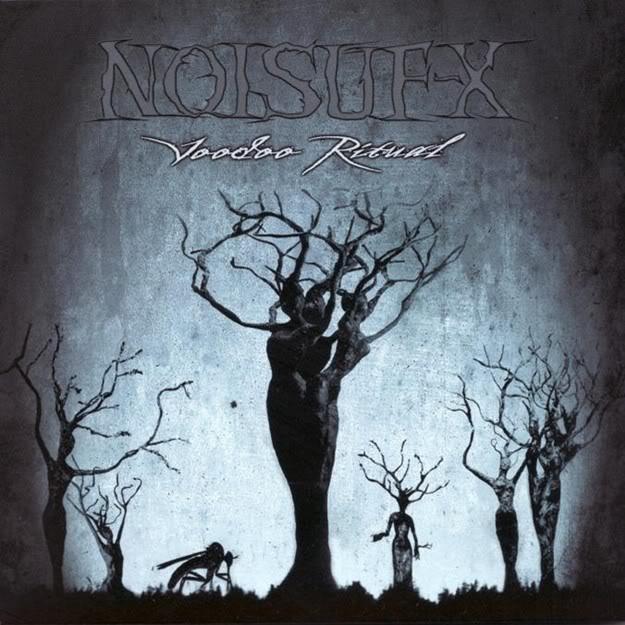 Noisuf-X: Voodoo Ritual (2009) Book Cover