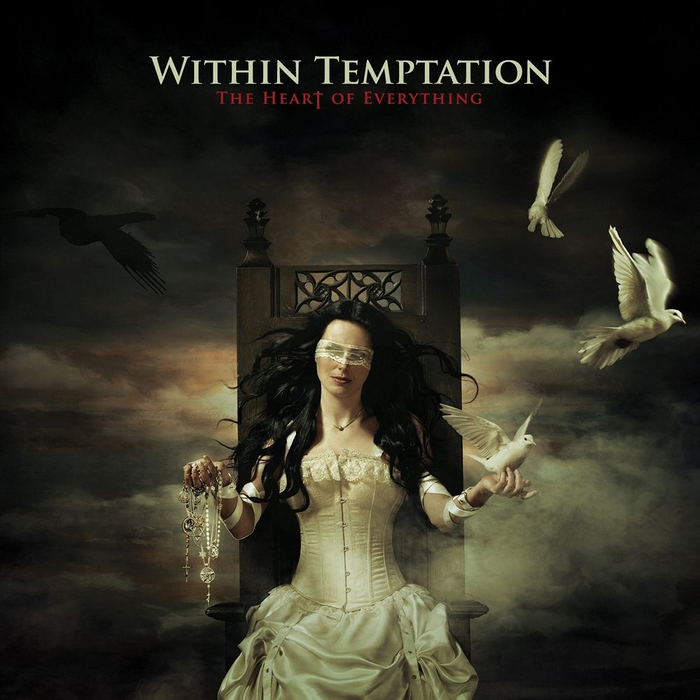 Within Temptation: The Heart Of Everything (2007) Book Cover