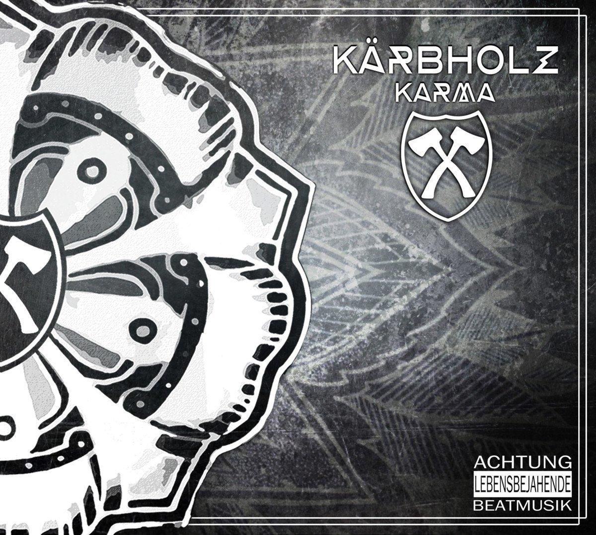 Kärbholz: Karma (2015) Book Cover