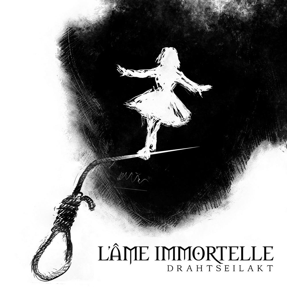 L'Ame Immortelle: Drahtseilakt (2014) Book Cover
