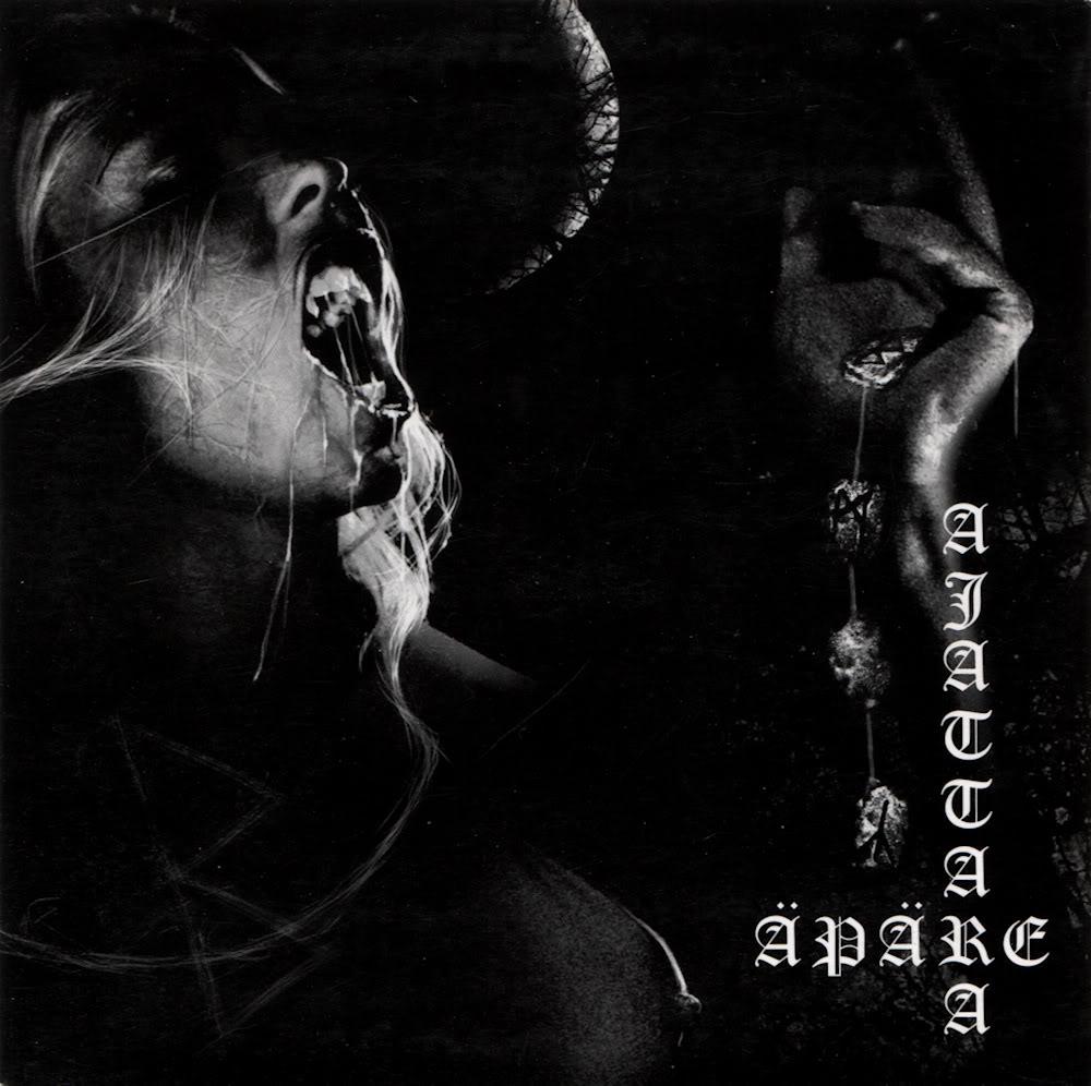 Ajattara: Äpäre (2006) Book Cover