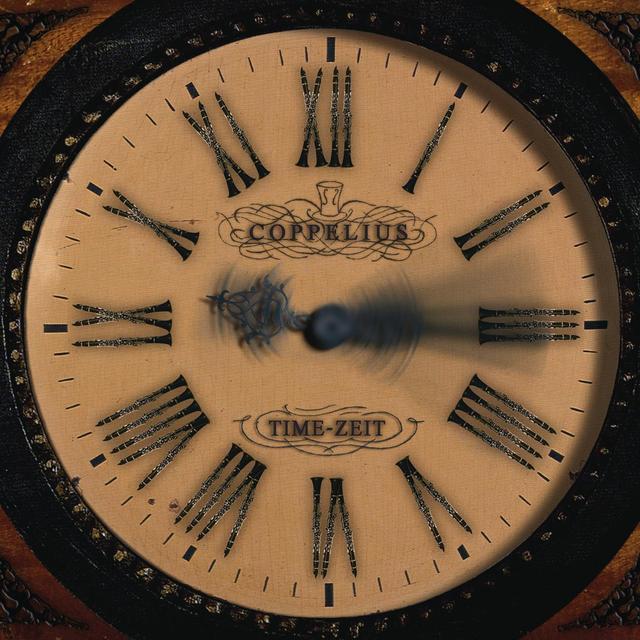 Coppelius: Time-Zeit (2007) Book Cover