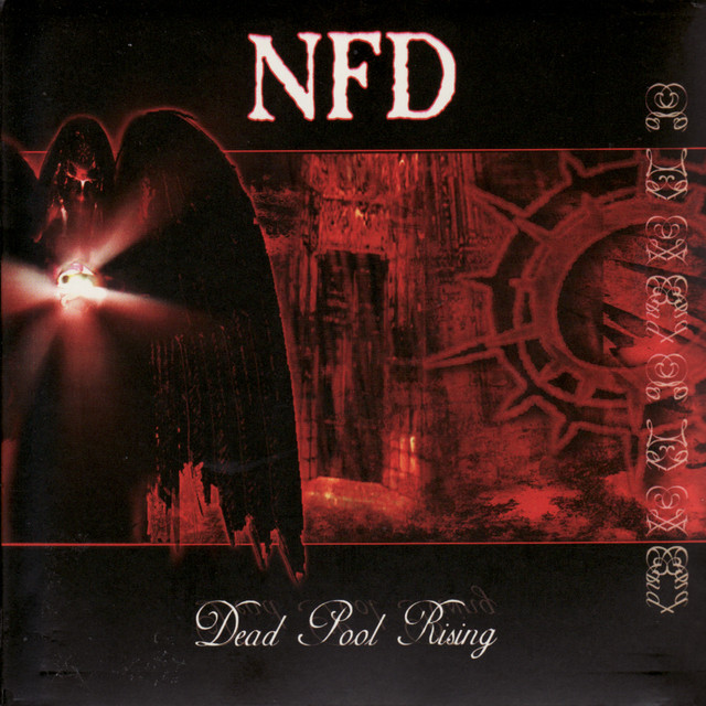NFD: Dead Pool Rising (2006) Book Cover