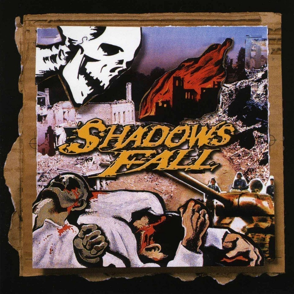 Shadows Fall: Fallout from the war (2006) Book Cover