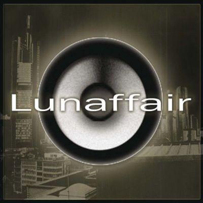 Lunaffair: Lunaffair (2010) Book Cover