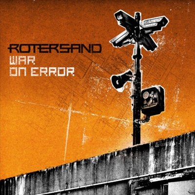 Rotersand: War on Error (2009) Book Cover