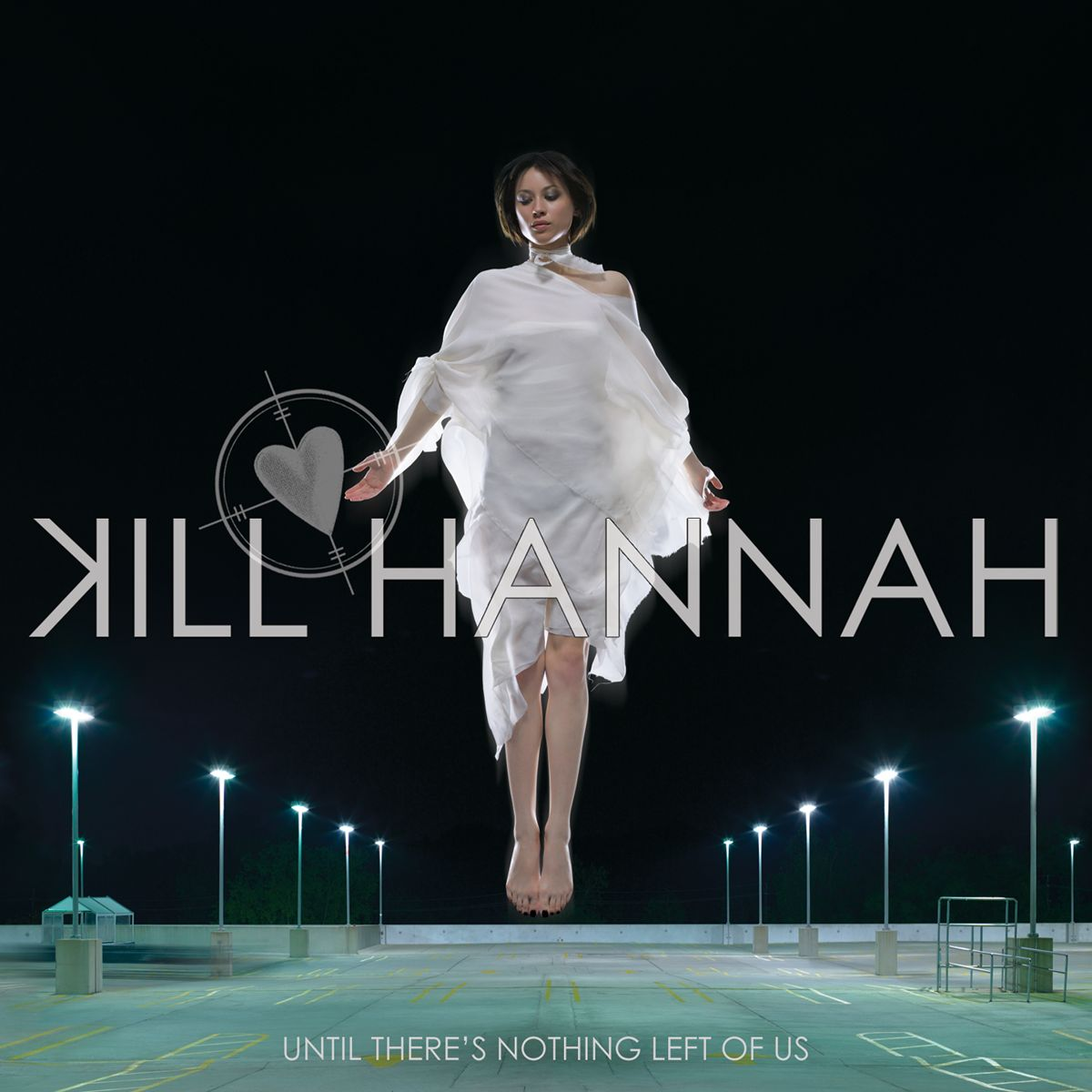 Kill Hannah: Until There's Nothing Left Of Us (2008) Book Cover