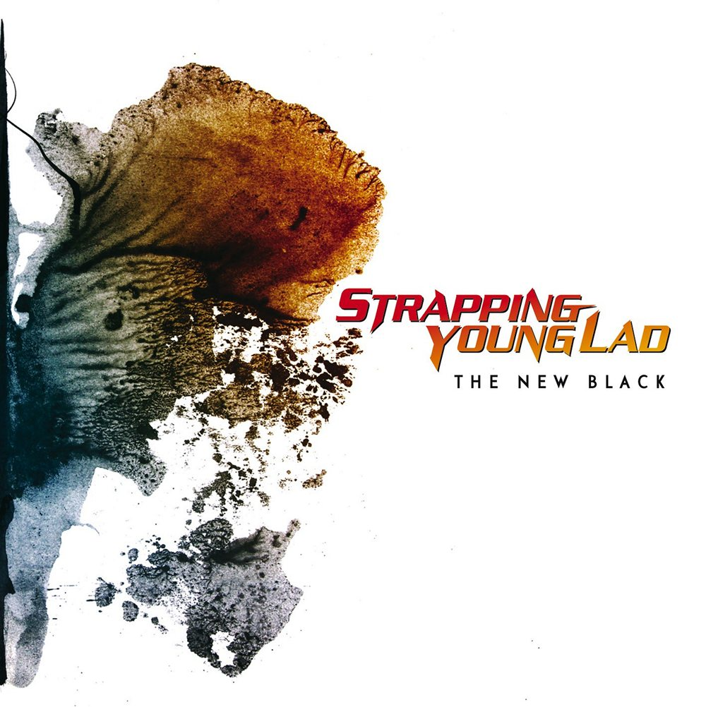 Strapping Young Lad: The New Black (2006) Book Cover