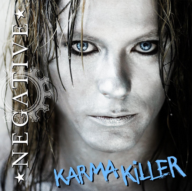 Negative: Karma Killer (2008) Book Cover