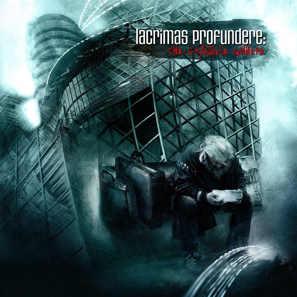 Lacrimas Profundere: The Grandiose Nowhere (2010) Book Cover