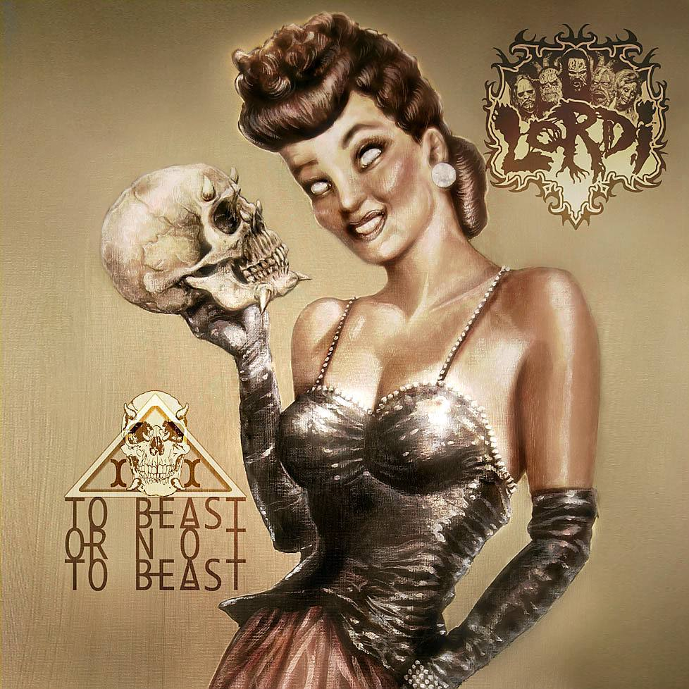 Lordi: To Beast Or Not to Beast (2013) Book Cover