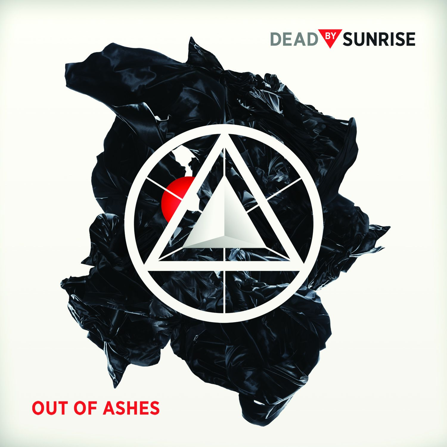 Dead by Sunrise: Out of Ashes (2009) Book Cover