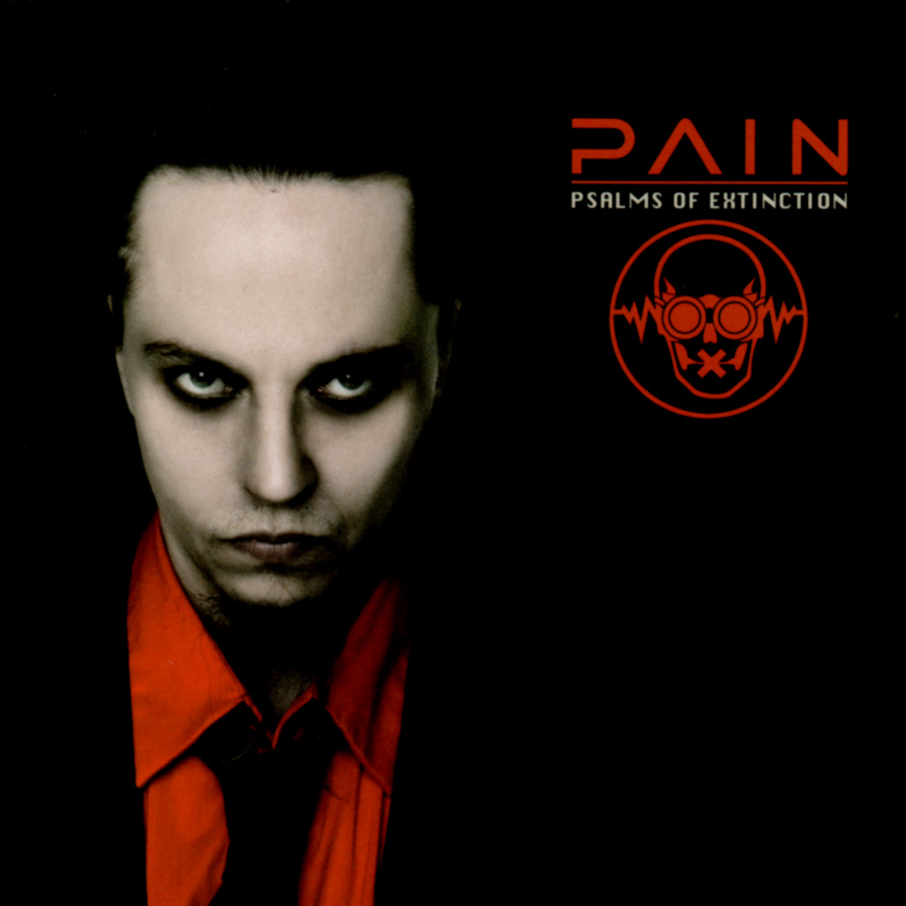 Pain: Psalms of Extinction (2007) Book Cover