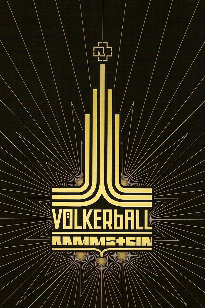 Rammstein: Völkerball (2006) Book Cover