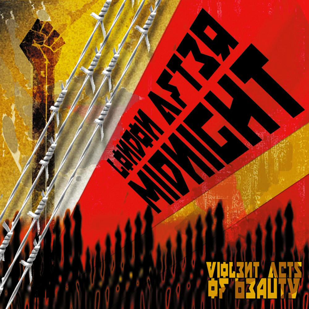 London After Midnight: Violent Acts Of Beauty (2007) Book Cover