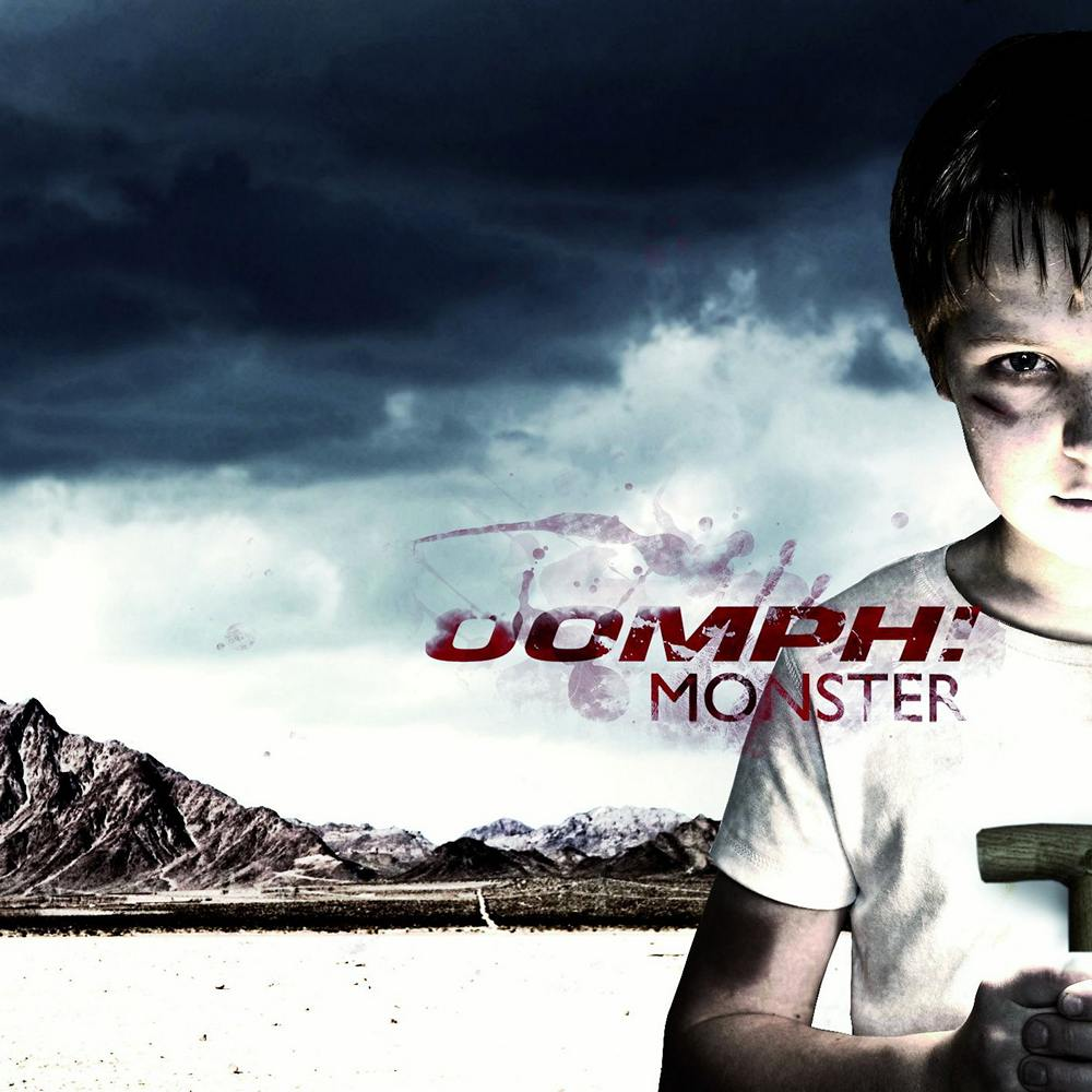 Oomph!: Monster (2008) Book Cover