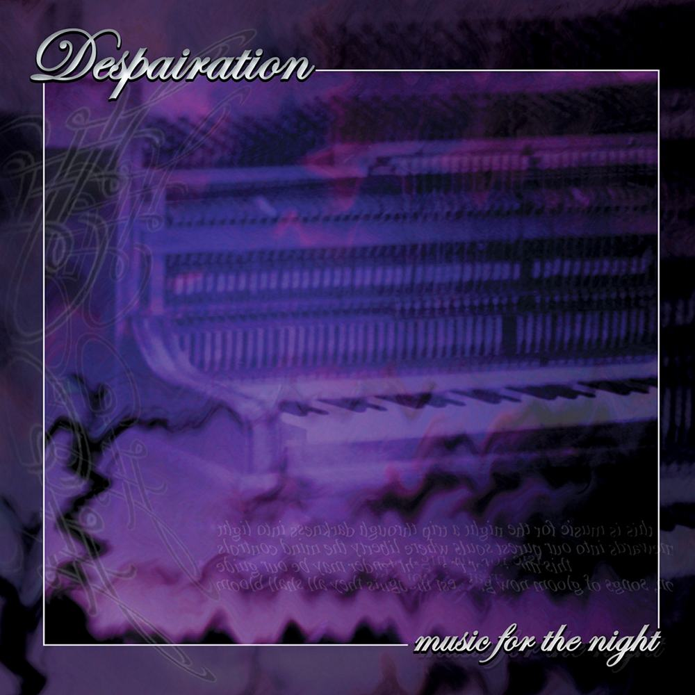 Despairation: Music For The Night (2004) Book Cover