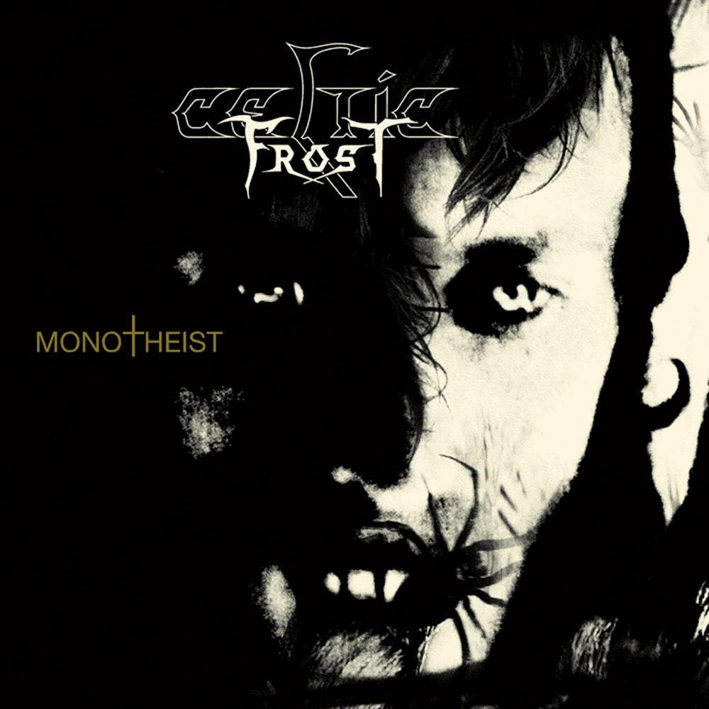 Celtic Frost: Monotheist (2006) Book Cover