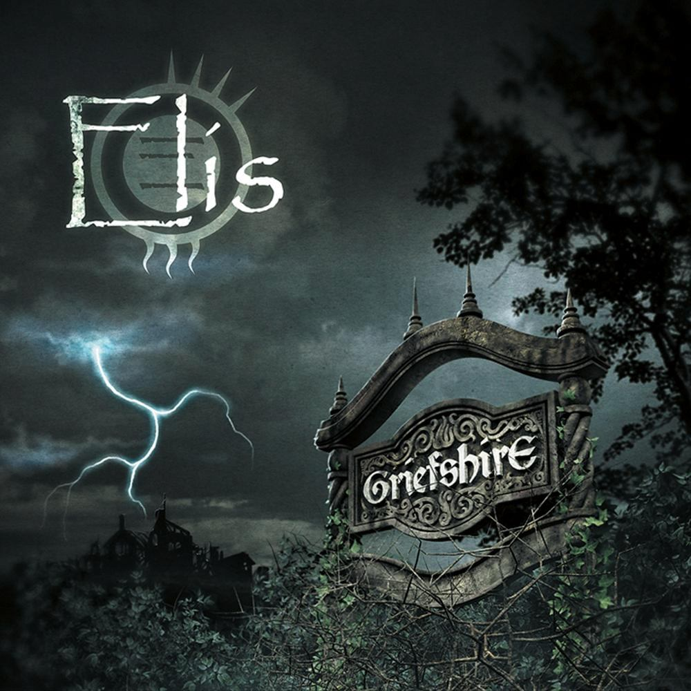 Elis: Griefshire (2006) Book Cover