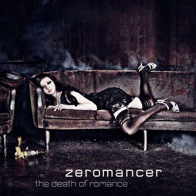 Zeromancer: The Death Of Romance (2010) Book Cover