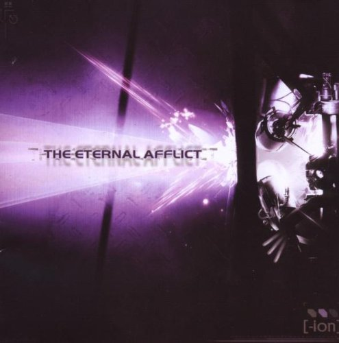 The Eternal Afflict: Ion (2009) Book Cover