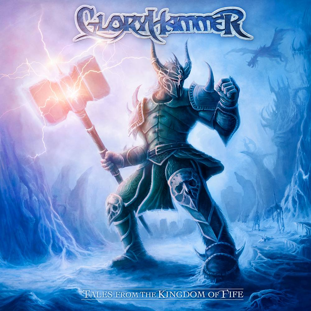 Gloryhammer: Tales from the Kingdom of Fife (2013) Book Cover
