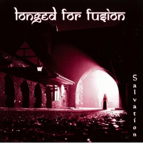 Longed For Fusion: Salvation (2007) Book Cover