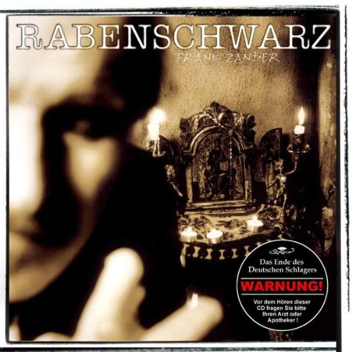 Frank Zander: Rabenschwarz (2004) Book Cover