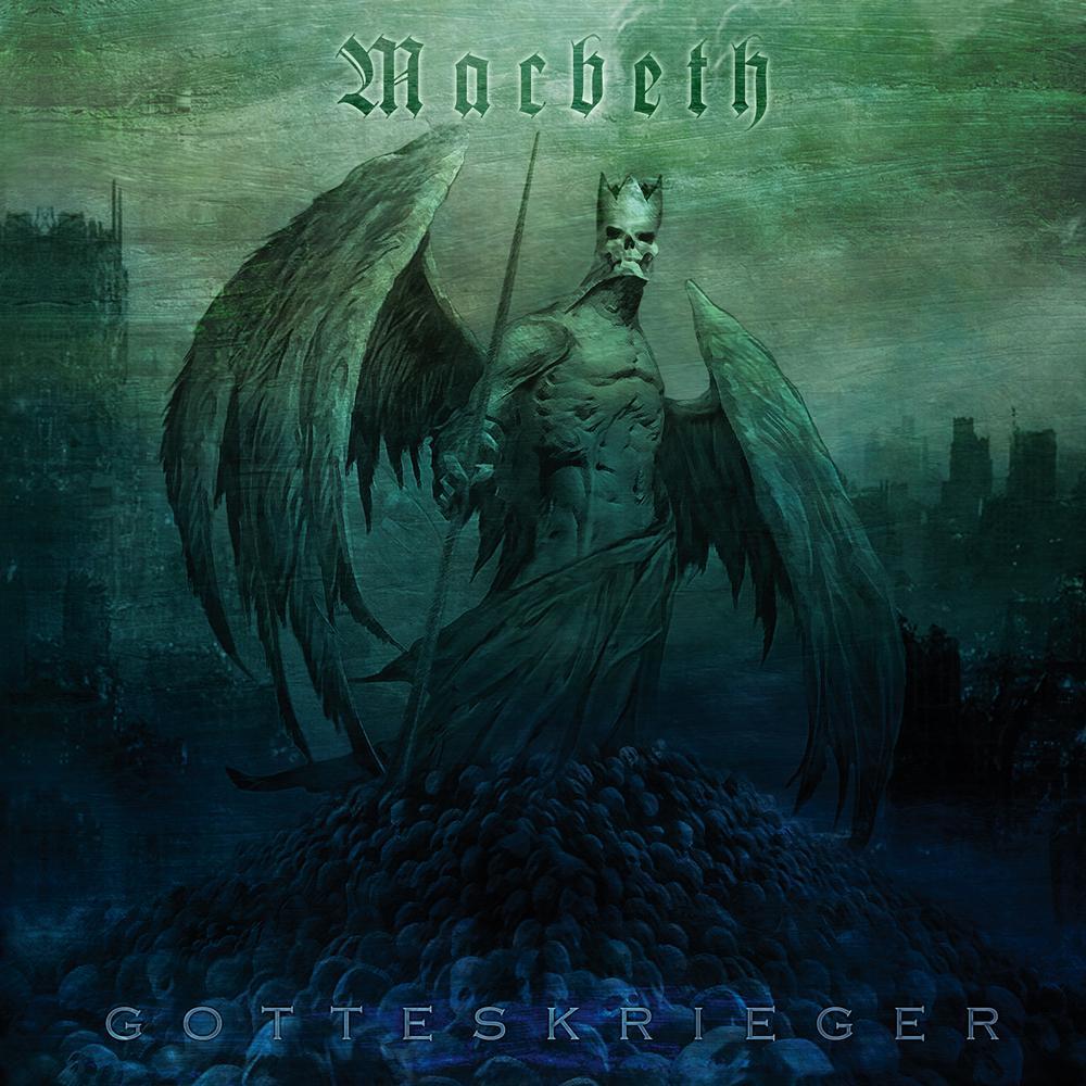 Macbeth: Gotteskrieger (2009) Book Cover