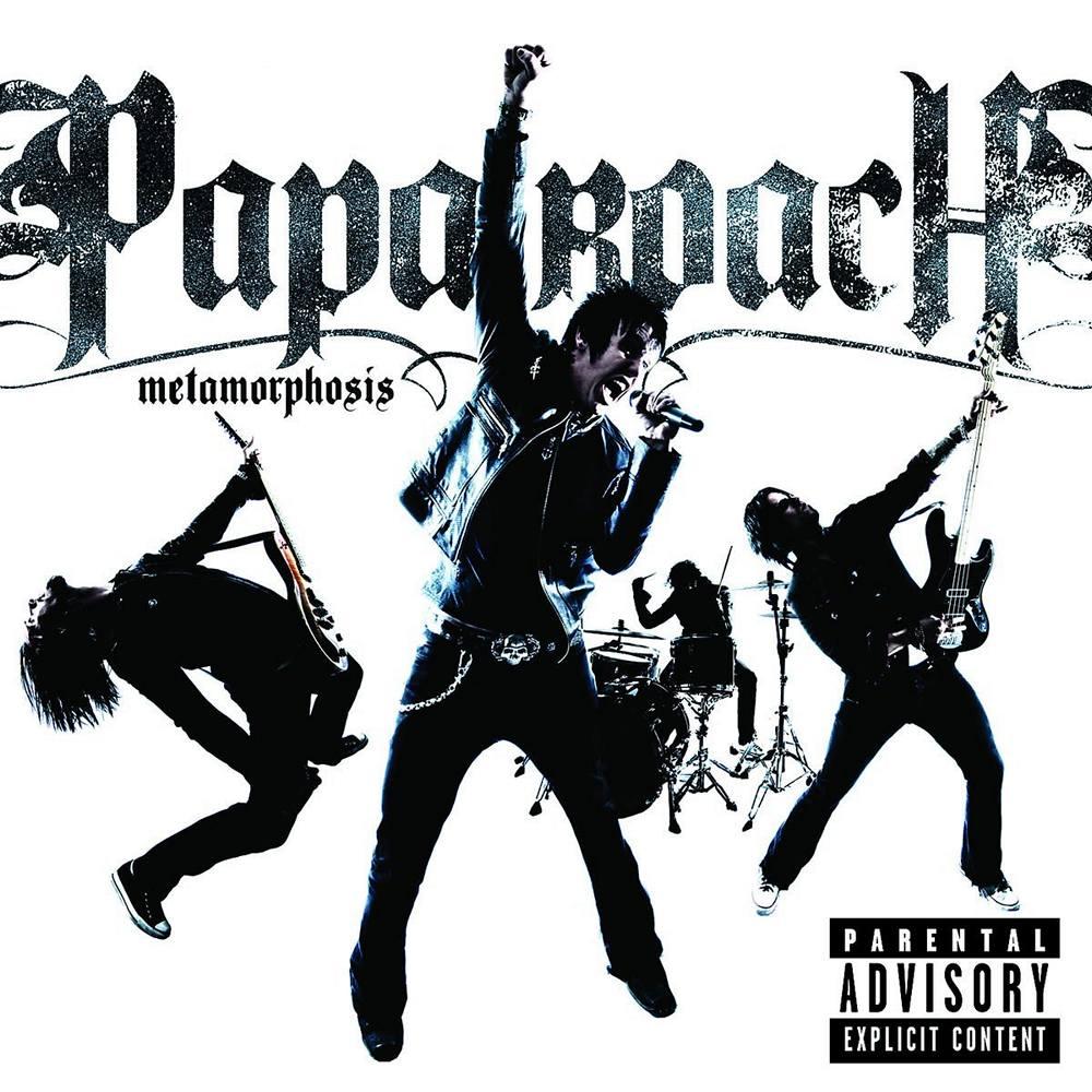 Papa Roach: Metamorphosis (2009) Book Cover